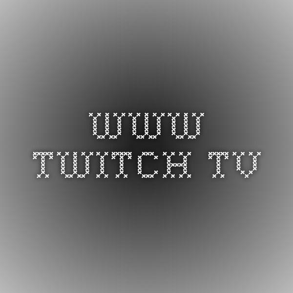 www.twitch.tv