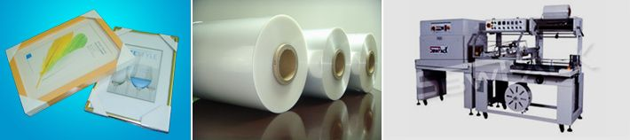 HOT SLIP POLYOLEFIN SHRINK FILM...Apart from all characteristics of our standard common polyolefin heat shrinkable film, the great silver POF five-layer coextrusion polyolefin heat slip film has excellent heat slip performance. It is mainly used for solving the problem that during concentrate boxing, when products are packed, the temperature of a film surface is very high, and if the products are required to be boxed immediately, adhesiveness is generated between shrinkable films.  The…