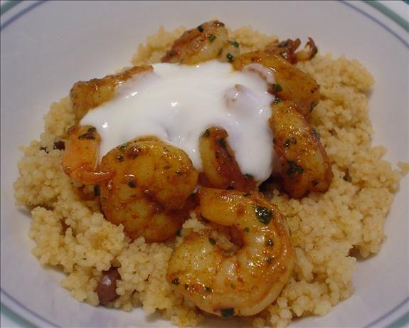 Moroccan Shrimp With Couscous | Recipe | Couscous, Couscous Recipes ...