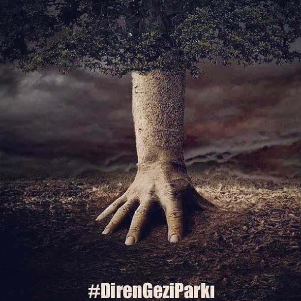 Diren Gezi Parkı ...