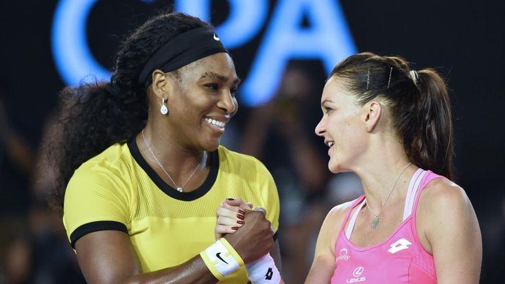 Open d'Australie : Serena Williams bat Agnieszka Radwanska (6-0, 6-4) et file en finale - Open d'Australie 2016 - Tennis - Eurosport