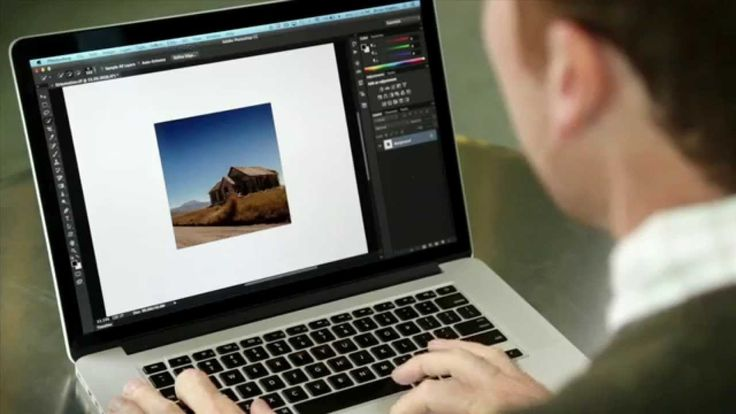Photoshop Playbook:  Изменение пропорций кадра Changing Orientation From Portrait to Landscape and ...