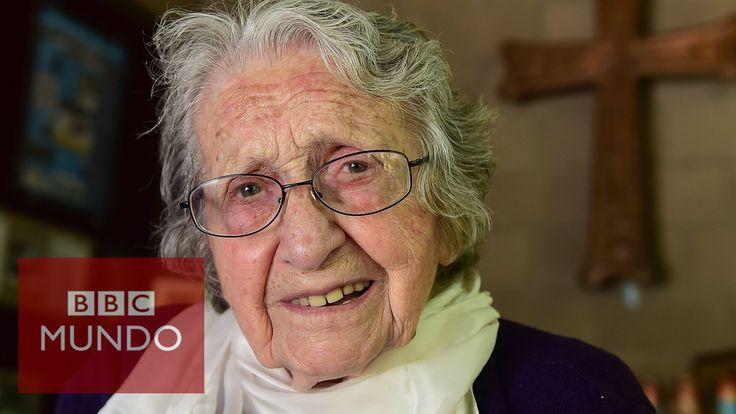 Suscríbete a BBC Mundo http://vid.io/xqOx Yevnigue Salibian tiene 101 años y vive en EE.UU, pero todavía recuerda en detalle la odisea que ella y su familia ...