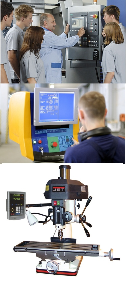 Fanuc CNC operator Training - Caswell Engineering