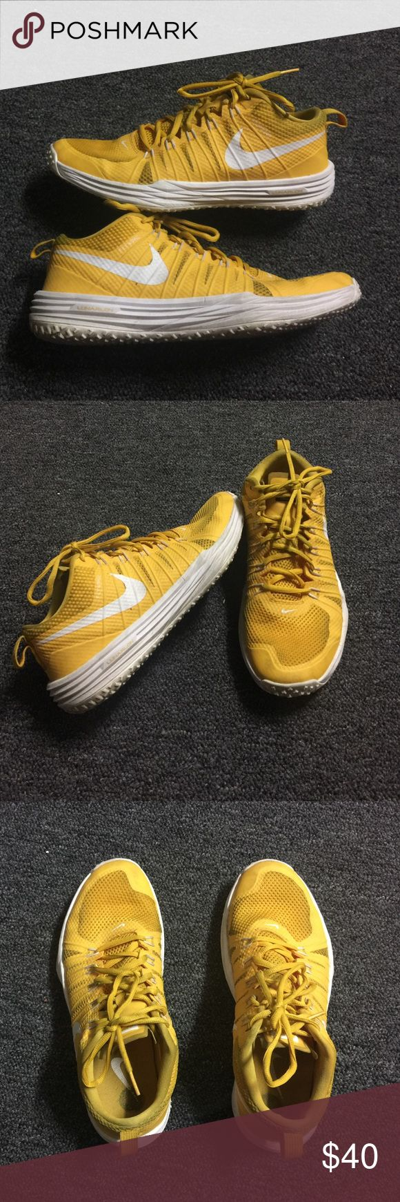 Nike lunar tr1 Used, in good condition no tears or rips. Good shoes for training and lifting weights! Nike Shoes Athletic Shoes