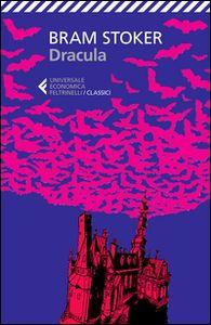 Foto Cover di Dracula, Libro di Bram Stoker, edito da Feltrinelli