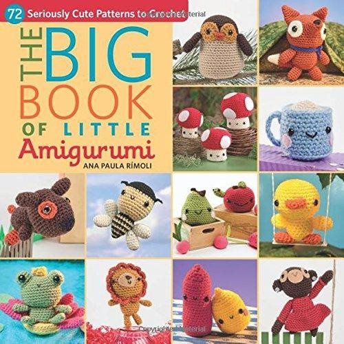 Quirky, lovable, and completely irresistible, these amigurumi patterns are sure to get you hooked on crochet. With designs by best-selling author Ana Paula Rímoli, you can quickly create a menagerie o