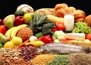 Keep Trim With A Healthy Balanced Diet