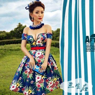 """1150 руб.  Платье женское для фотосесси. """"Яркие цветы"""". платье ретро, винтаж, бохо."""