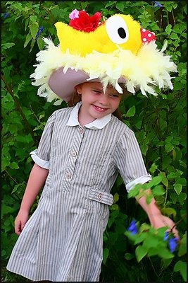 Bowznstuff -online childrens clothing, Boutique Custom Girls Clothing,Hairbows: Easter Hats and other ramblings