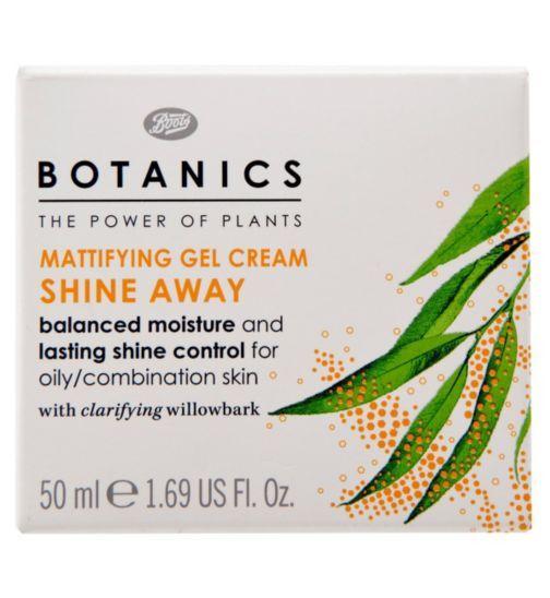 Botanics Shine Away Mattifying Gel Cream 50ml - Boots £4.99