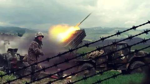 (Гл 4) Весной 2016 года в Нагорном Карабахе вновь вспыхнул тлеющий конфликт