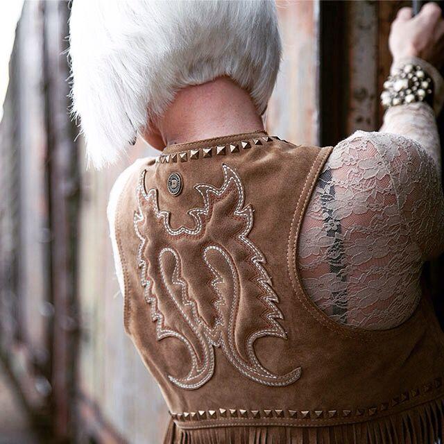10 best ideas about Spring Bear Fringe Vest on Pinterest ...