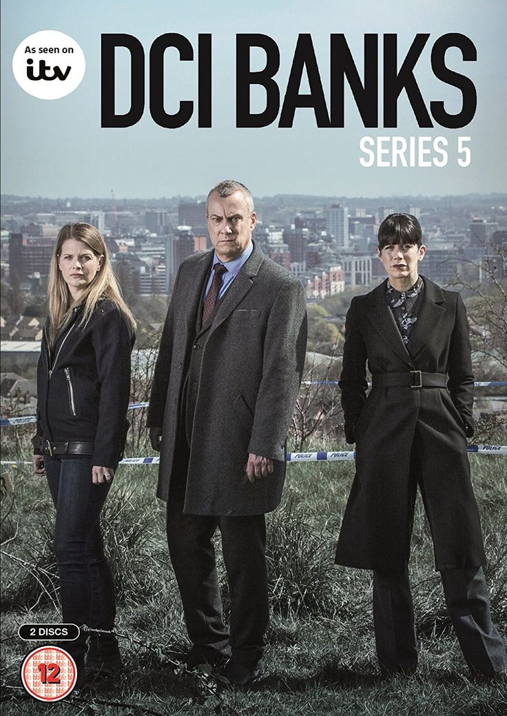 DCI Banks - Series 5 [DVD]