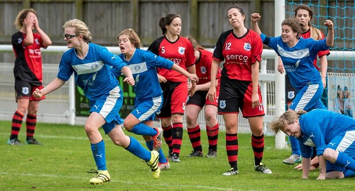 Dramatic Late Strike Sees Penrith AFC Ladies Progress http://www.cumbriacrack.com/wp-content/uploads/2016/09/Bishop-Celebration.jpg With both teams literally dead on their feet, Penrith AFC Ladies and Bishop Auckland Ladies seemed to have fought to a stalemate in this FA Womens Cup tie    http://www.cumbriacrack.com/2016/09/20/dramatic-late-strike-sees-penrith-afc-ladies-progress/