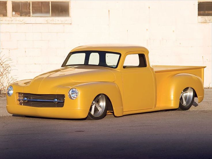 1948 Custom Chevy Truck