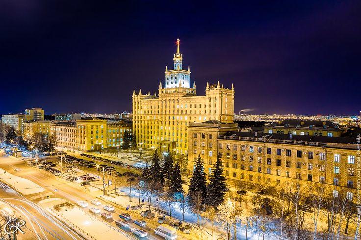 #Chelyabinsk #ЮУрГУ #SUSU #university