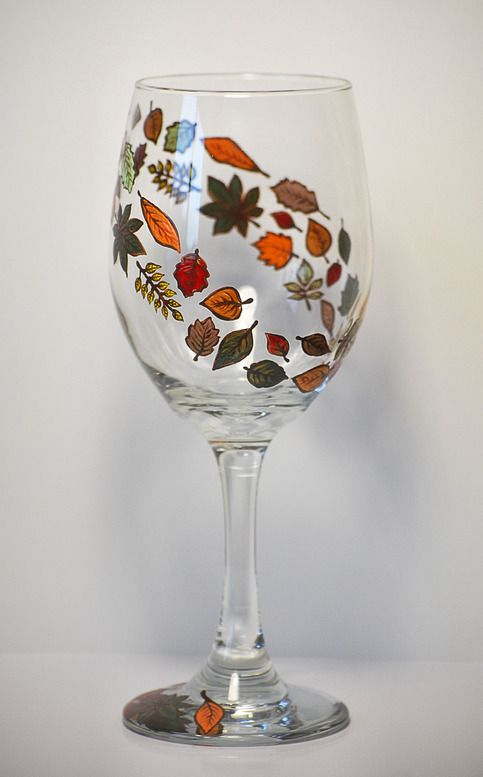 13 Best Thanksgiving Wine Glasses Images By Melissa Chavez