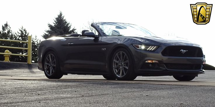 2015 Ford Mustang GT offered for sale by Gateway Classic Cars!