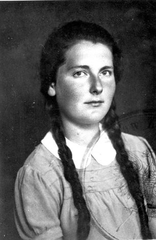 Bronka Klibanski, 1942. Jewish resistance. She obtained critical weapons for the Bialystok ghetto revolt in Nazi occupied Poland, gathered intelligence, rescued other Jews, saved the secret archive of the ghetto, continued underground activities after the Bialystok ghetto was destroyed, working with 5 young women to rescue & help Jews. They smuggled weapons, supplies & medicine to the partisans in the forests near Bialystok, & were awarded medals as heroines of the USSR after the war.