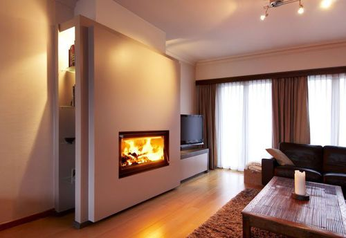 insert de chemin e bois venus 1000 green plus m design. Black Bedroom Furniture Sets. Home Design Ideas