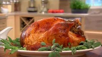 Easy Thanksgiving Turkey Recipe: How to Cook Tender Juicy Turkey - How to Make Homemade Turkey Gravy - YouTube