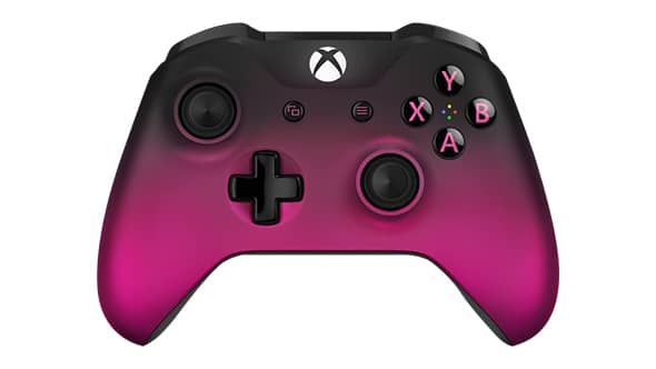 Xbox Wireless Controller - Dawn Shadow Special Edition front view