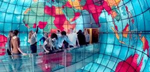 I love the Mapparium. And this is a wonderful museum in Boston, Mass., USA, dedicated to knowing Mary Baker Eddy. Eddy confounded Mark Twain. When she died, she was the most famous woman in the world. Now she is almost un-known.