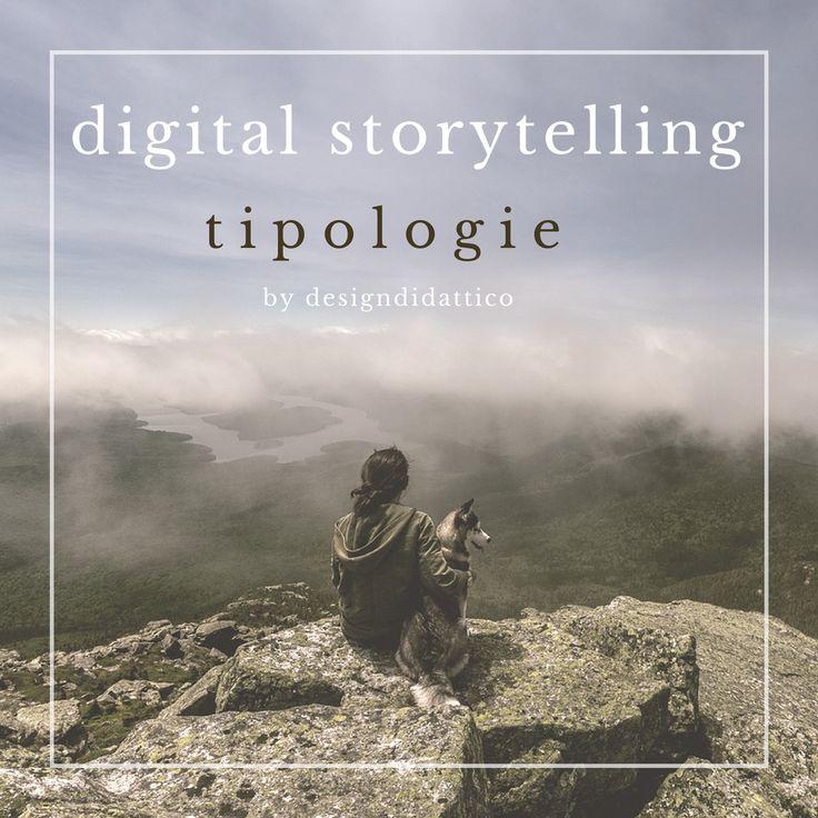 Il digital storytelling, la tecnica con cui imparo contenuti didattici (e non solo) tramite la narrazione di storie, può essere…