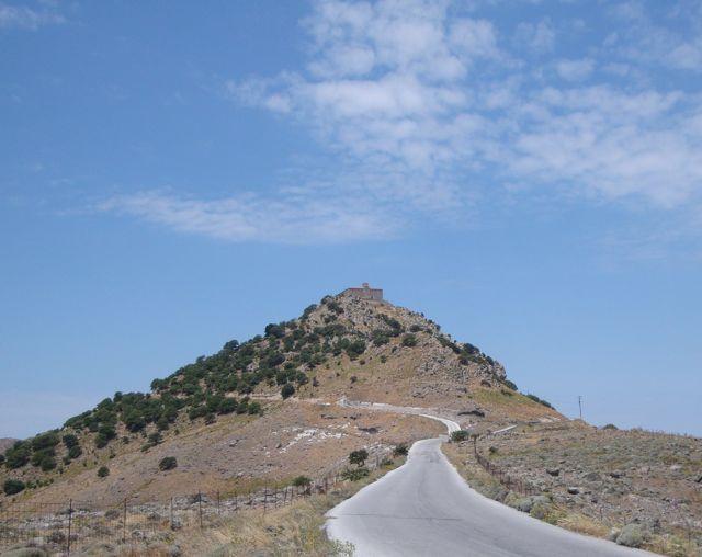 Ypsilou Monastery, Sigri, Lesvos