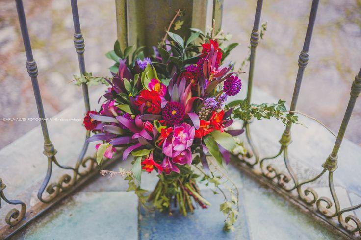 Bouquet We do Botanica para Noivas em Fuga