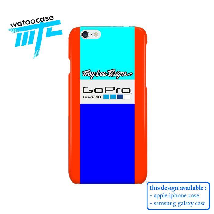 Troy Lee Design GoPro Phone Case | Apple iPhone 4 4s 5 5s 5c 6 6s Plus Samsung Galaxy S3 S4 S5 S6 S7 EDGE Hard Case | Troy Lee Design GoPro Phone Case