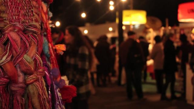 Video- Plaza Almagro en Masdeco Market 2012