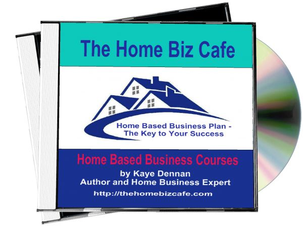 Small home based business plan