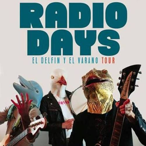RADIO DAYS!!!  - Spanish Tour 2018 http://www.woodyjagger.com/2018/03/vuelven-radio-days-11-citas-spanish-tour.html