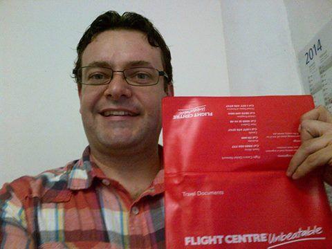 #FlightCentreSA Photo by: Ross Howard
