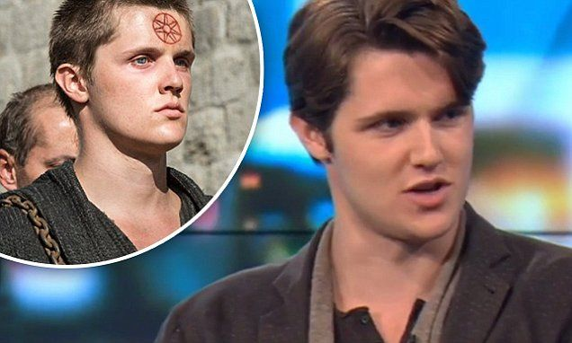 Game Of Thrones' Eugene Simon found humour in Lancel's fiery death