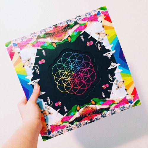 AHFOD Vinyl by coldplaymania