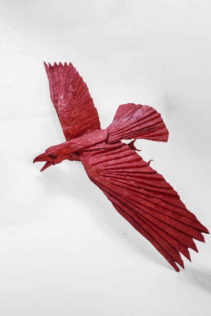 1000 ideas about origami eagle on pinterest 3d origami