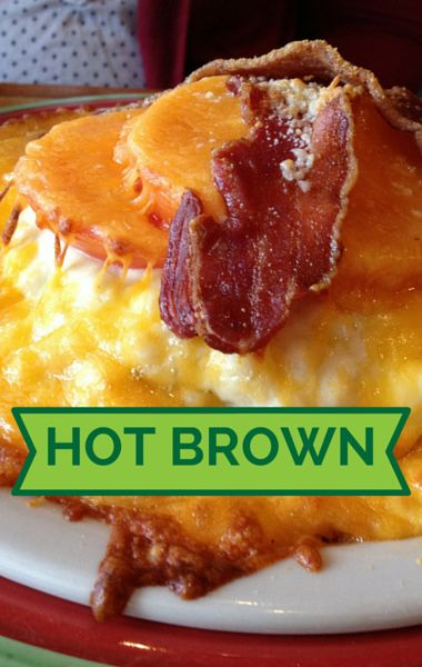 browns brown hot browns sugar crusted crusted baked baked bologna face ...