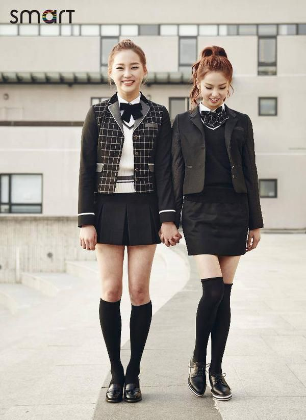 [ENDORSEMENT] CLC for Smart Uniform with b1A4 and GOT7