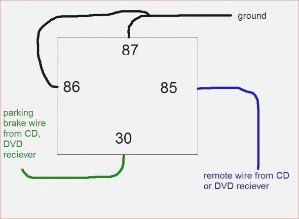 Pioneer Parking Brake Bypass Wiring Diagram   Diagram