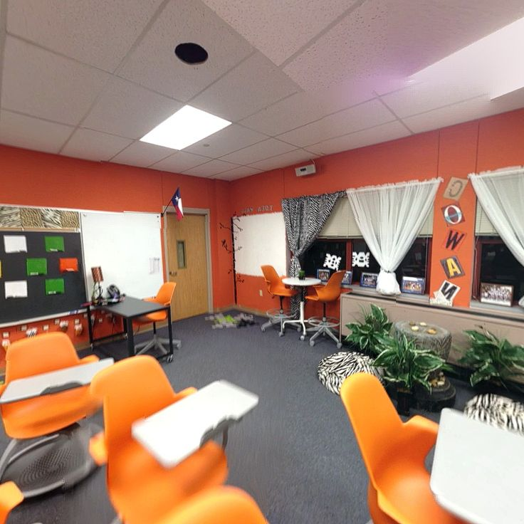 Classroom Redesign ~ Bubbli view of bridge point elementary s rd grade