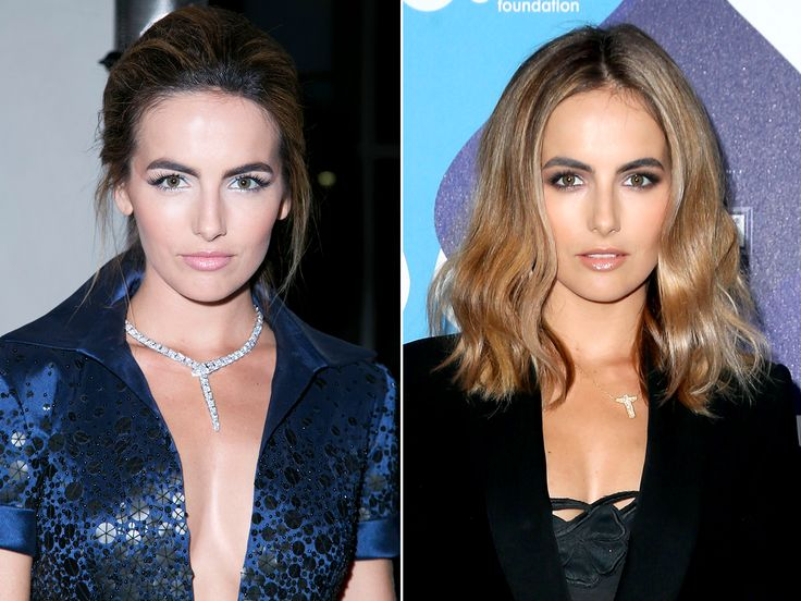 Camilla Belle debuted honey blonde locks on the red carpet at the 2nd annual unite4:humanity event in Beverly Hills on Feb. 19; see the photos