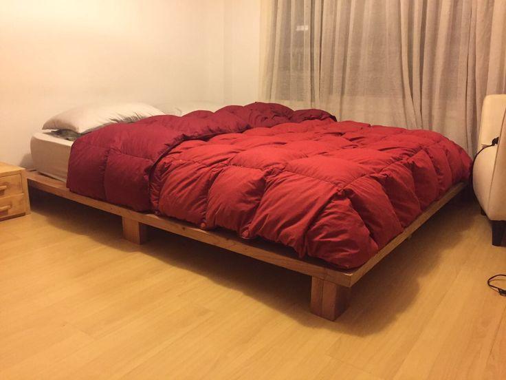 17 melhores ideias sobre cama japonesa no pinterest for Cama tatami