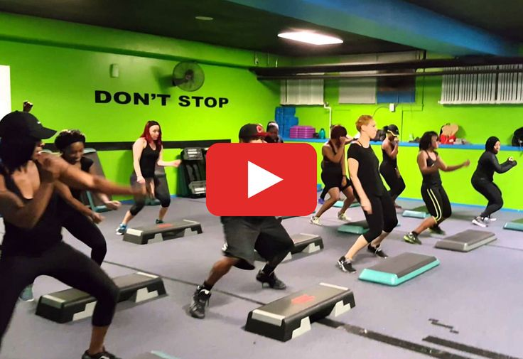 They make us want to get up and dance. http://greatist.com/move/these-videos-will-totally-change-your-idea-of-step-aerobics