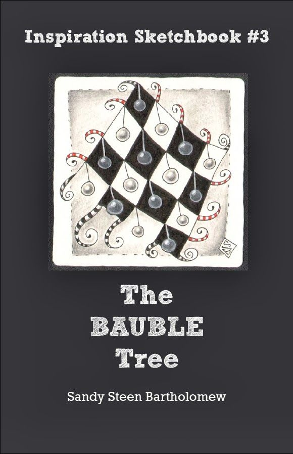 94 best zentangle book pages images on pinterest zentangle inspiration sketchbook 3 the bauble tree pdf ebook by bumblebat fandeluxe Images