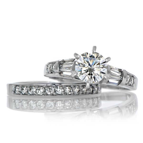 17 Best Wedding Engagement Wedding Rings Images On Pinterest