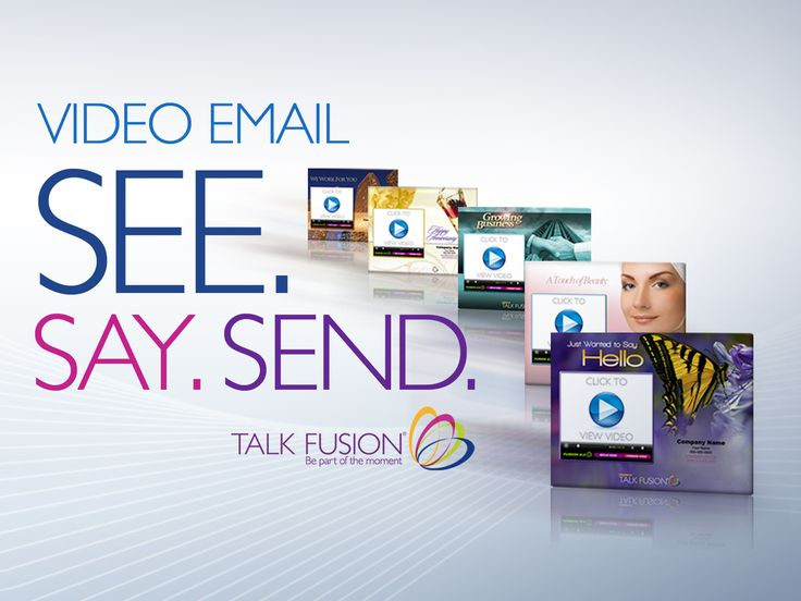 See - Say - Send -- Personal, Business, Organization