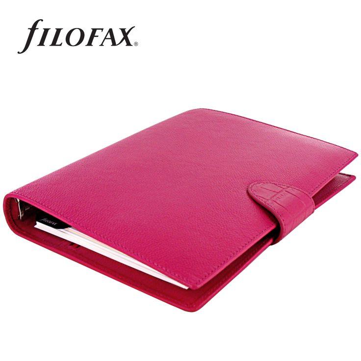 Filofax gyűrűs kalendárium Calipso A5 Pink | Filofax Gyűrűs Kalendáriumok
